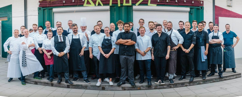 Küchenparty der Fine Food Days Cologne 2019!